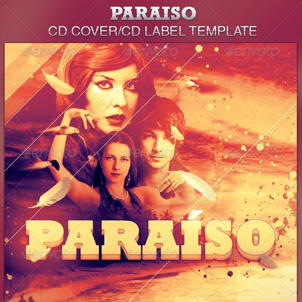 Paraiso CD Artwork Template