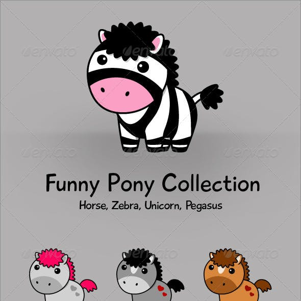 Funny Pony Collection