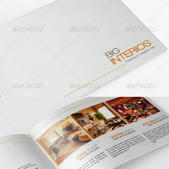 A5 Booklet / Catalogue / Brochure
