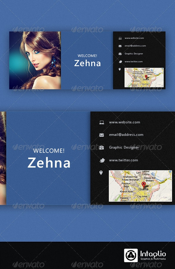 Sleek Facebook Timeline Cover v2 - Facebook Timeline Covers Social Media