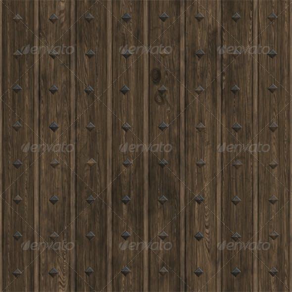 Studded Woodpanel Texture