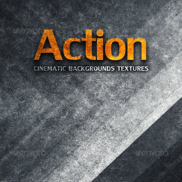 Action | Cinematic Backgrounds Textures