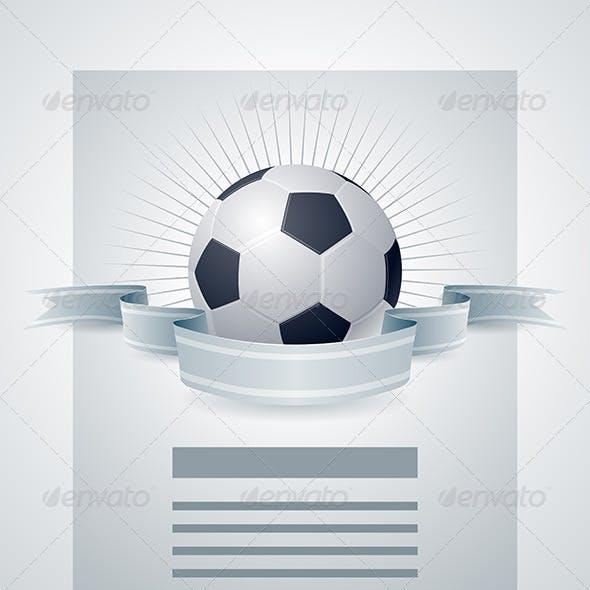Soccer Ball Design Template