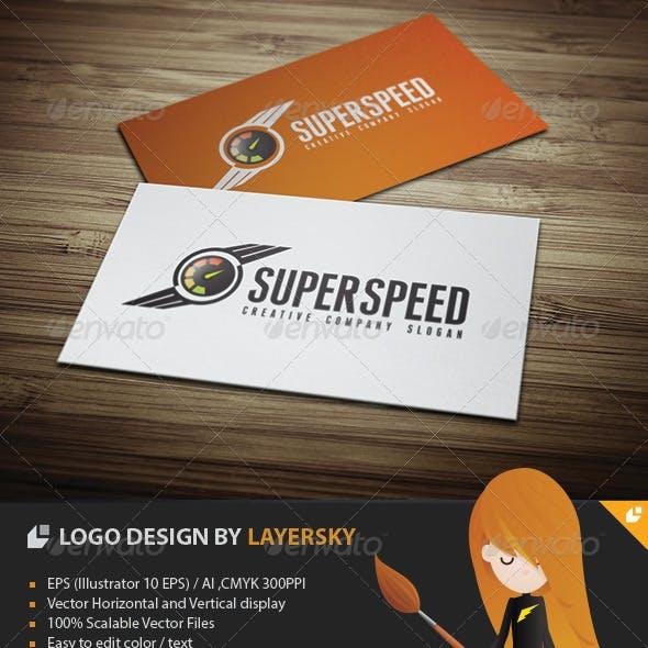 Super Speed Logo