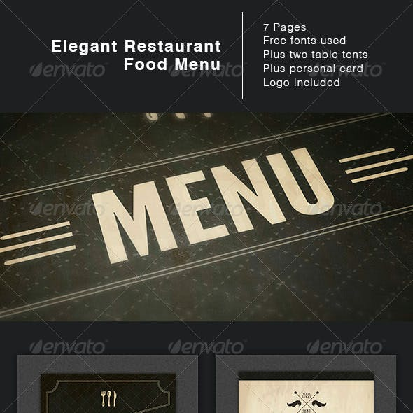 Design Food Stationery
