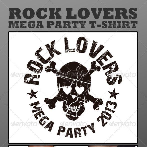 Skull Lover T-shirt