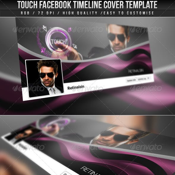 Touch FB Timeline Cover