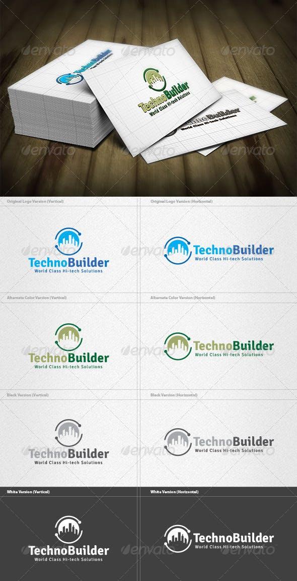 Techno Builder Logo