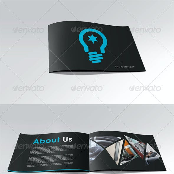 A5 Booklet / Catalogue / Brochure