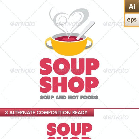 Soup Shop Logo