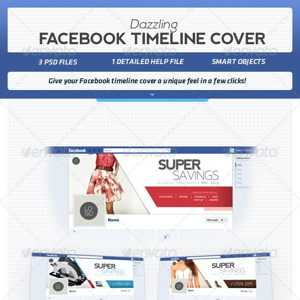 Dazzling Facebook Covers