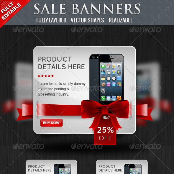 Coupon Banners II