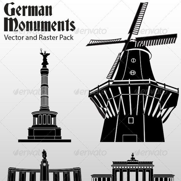 German Monuments