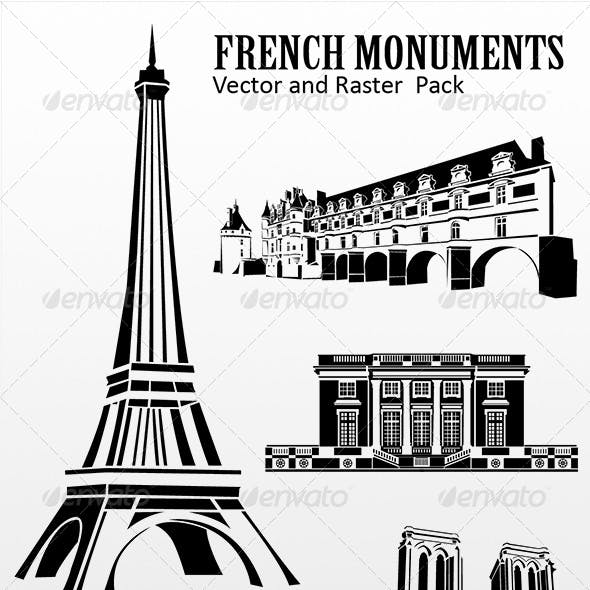 French Monuments