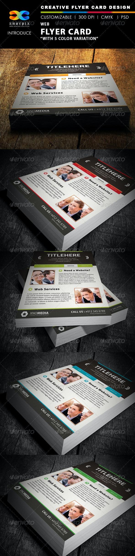 Web Flyer - Corporate Flyers