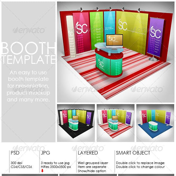Booth Template Part 1