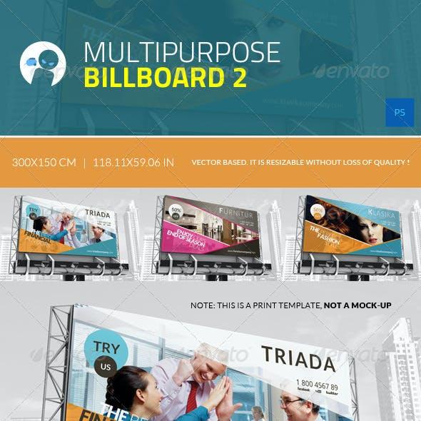 Multipurpose Billboard 2