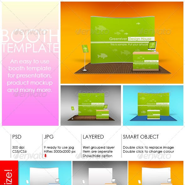Booth Template Part 6