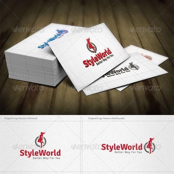 Style World Logo