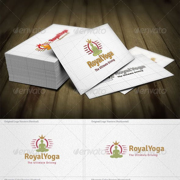 Royal Yoga Logo