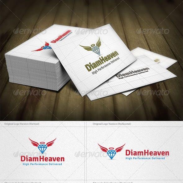 Diamond Heaven Logo