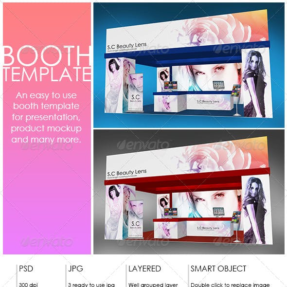 Booth Template Part 4