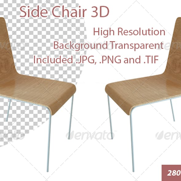 Side Chair 3D