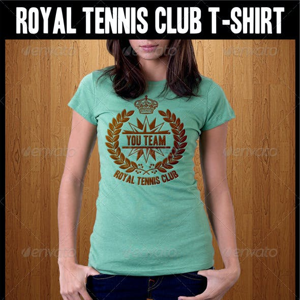 Royal Tennis Club T-Shirt