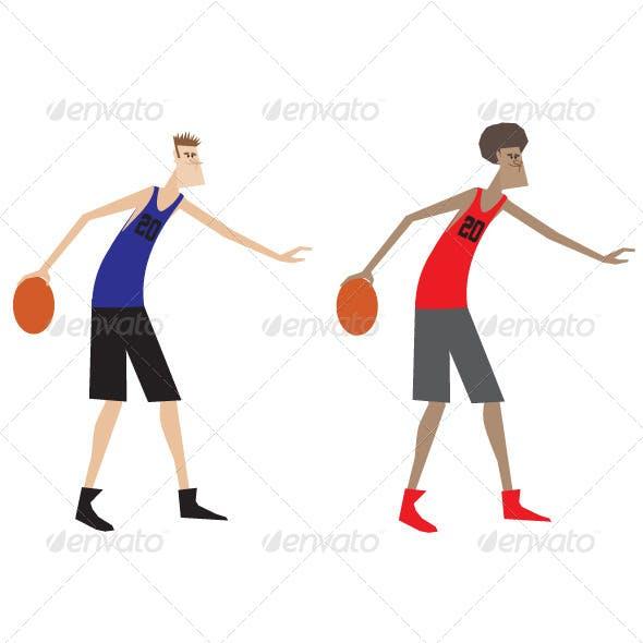 The Basketball Man