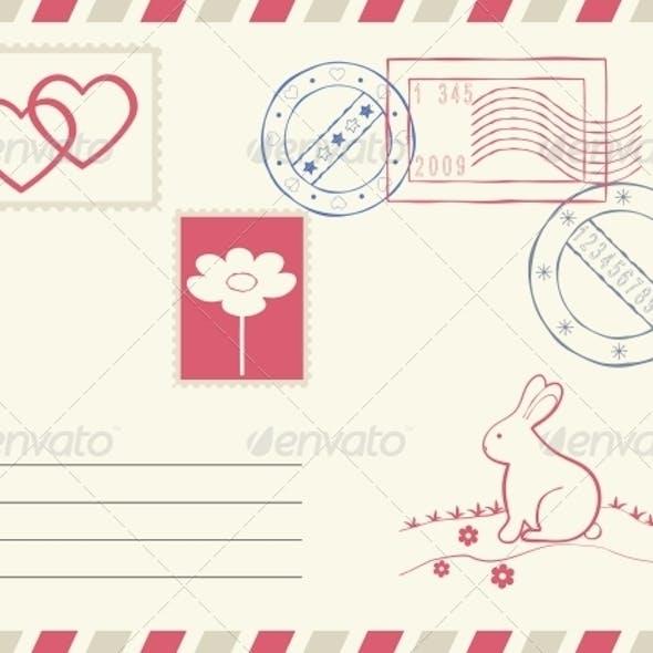 Postage Elements Set
