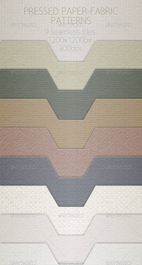 Matte board Pattern Tiles - Paper Textures