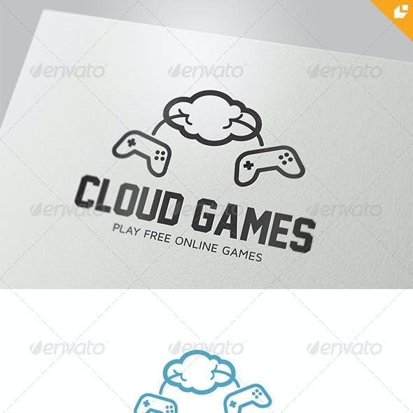 Cloud Games Logo