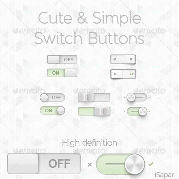 Cute & Simple  Switch