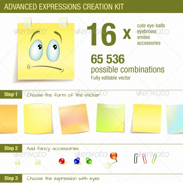 Expressions Creation Kit