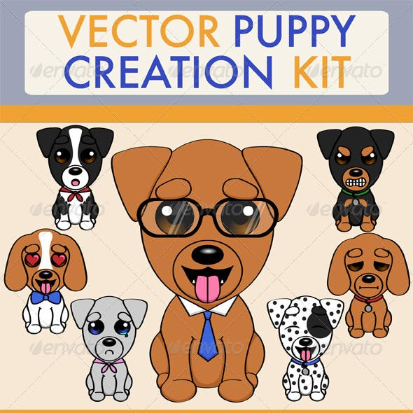 Vector Puppy Creation Kit