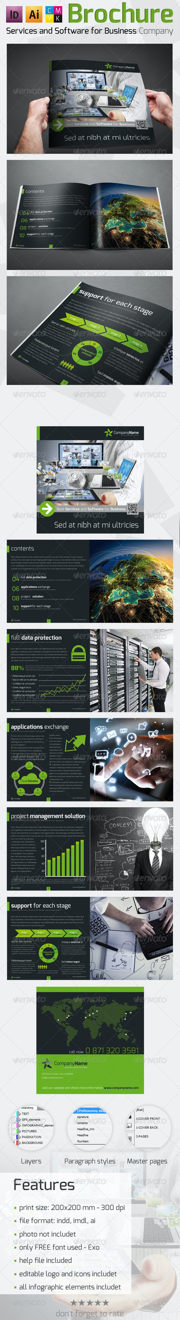 Solution and Software Brochure - Corporate Brochures