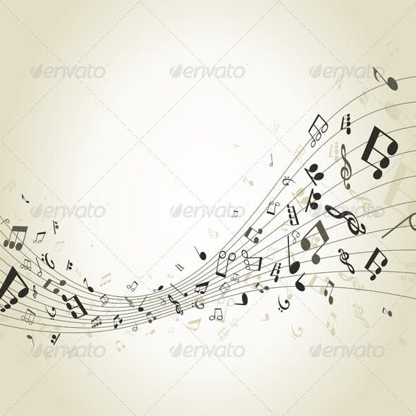 Abstract Music 4