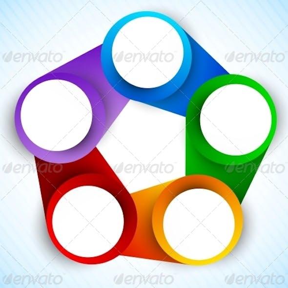 Colorful Circles Diagram