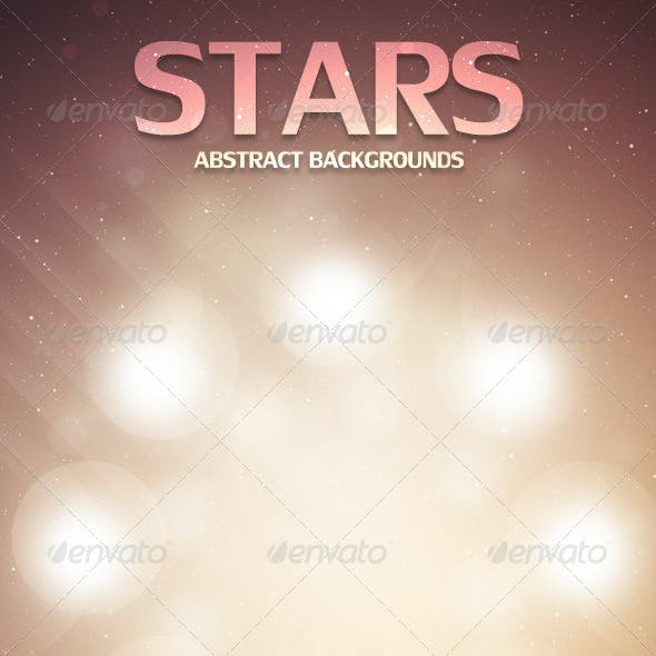 Stars Abstract Backgrounds