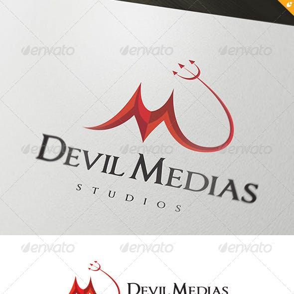Devil Medias Logo