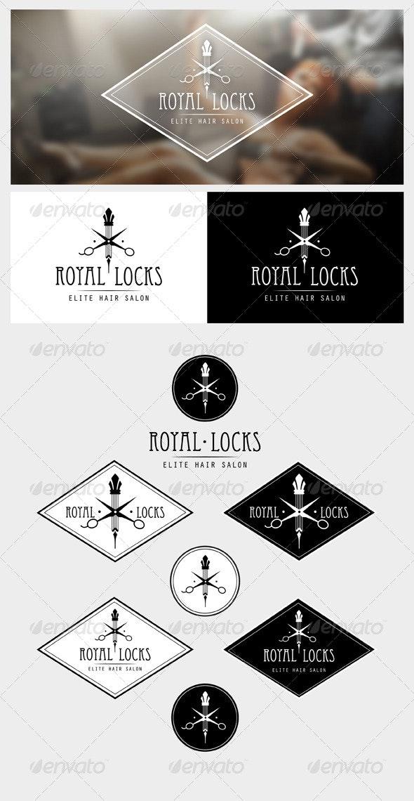 Royal Locks Logo - Symbols Logo Templates