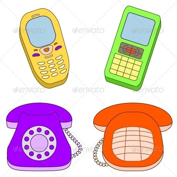 Phones Set