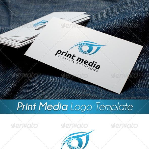Print Media Logo 12