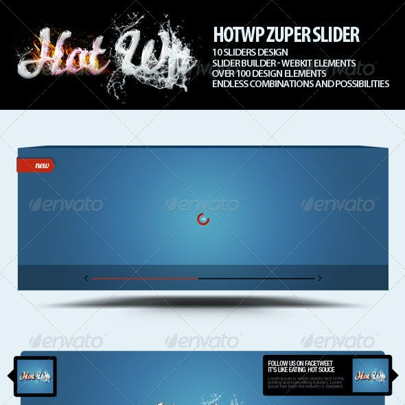 HotWP Zuper Slider Builder