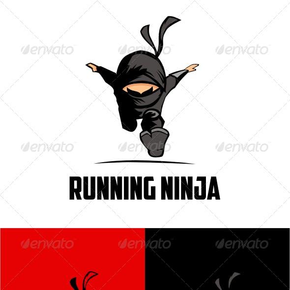 Running Ninja Logo