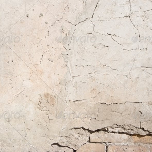 Background high detailed fragment stone white wall