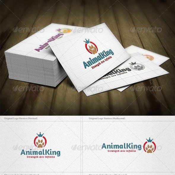 Animal King Logo