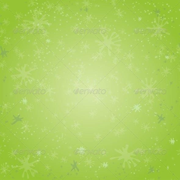 Splash Vector Background
