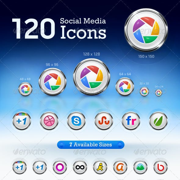 Solid Web Icons