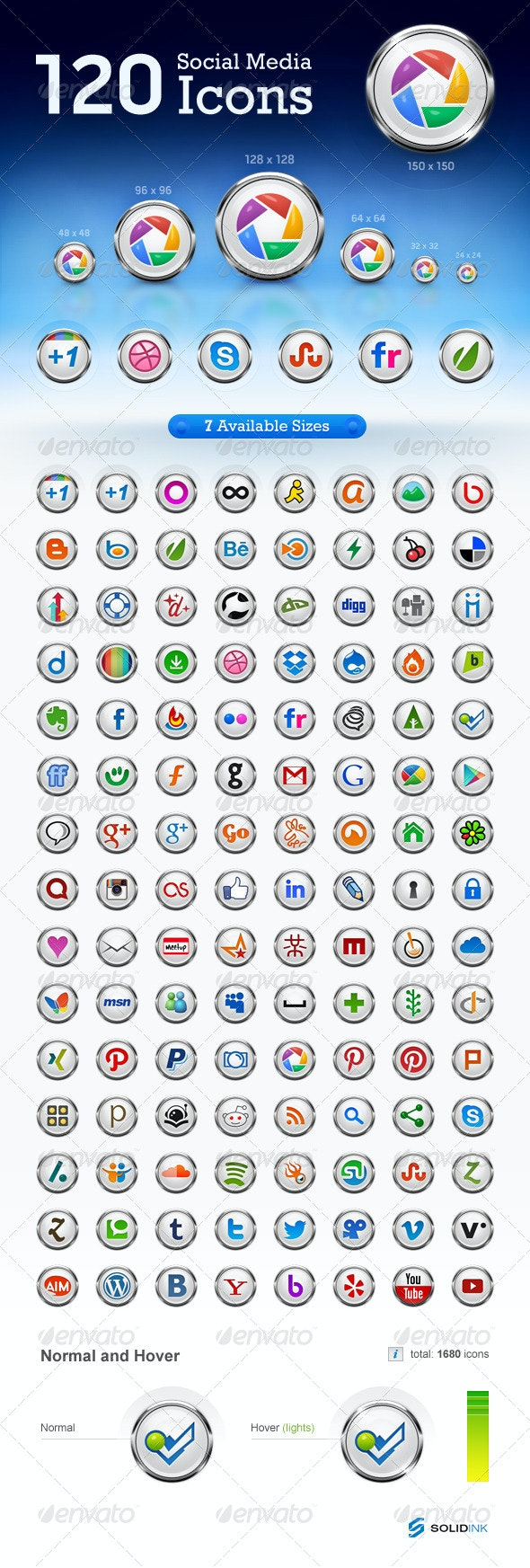 Solid Web Icons - Web Icons